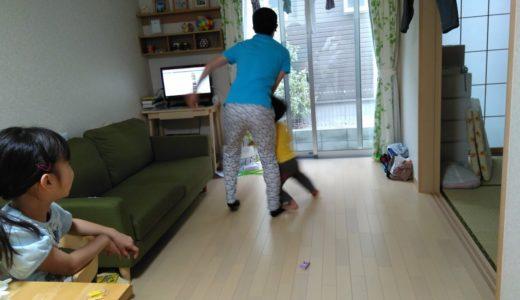 リビングにテレビを置くのをやめたら広くなった!!!