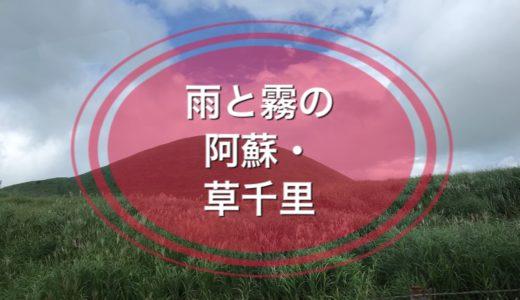 家族旅行。福岡、熊本編⑤草千里